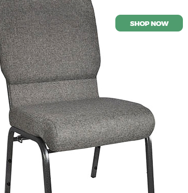 18.5 In. Church Chairs