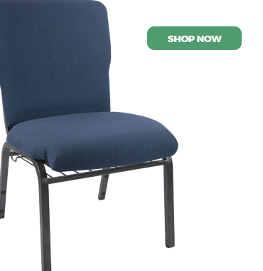 21 In. Church Chairs