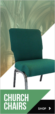 church chairs side left banner