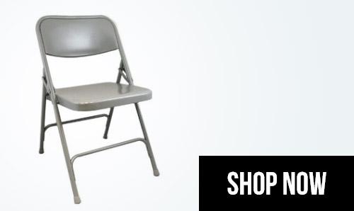 Metal Folding Chairs ...