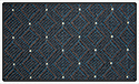 Cobalt Custom Fabric